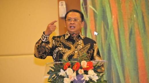 Antisipasi Krisis, Bamsoet: Berikan Perhatian Khusus Pada Sektor Tanaman Pangan