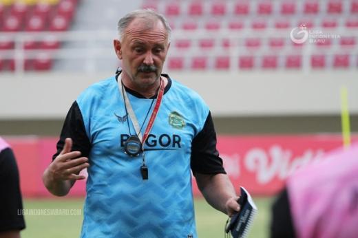 Hadapi Barito Putera, Pelatih Persikabo Akan Manfaat Peluang