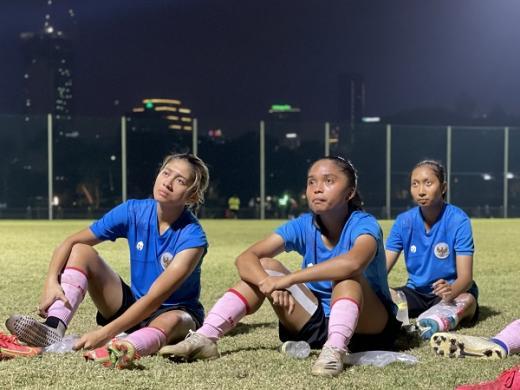 Rudy Eka Masih Banyak PR Benahi Timnas Wanita Indonesia