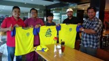 500 Mahasiswa Asal Kepri di Riau, Siap Dukung 757 Kepri Jaya FC Lawan Pasukan Askar Bertuah di Stadion Kaharuddin Nasution Rumbai