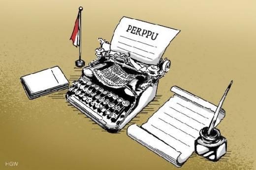 Ada Desain Besar Kooptasi Kekuasaan Jokowi di Tengah Pandemi? Tugas KPK Mendalami