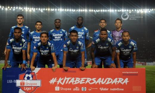 Pelatih Persib Bandung Tetapkan Jadwal Latihan Bersama
