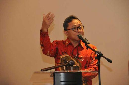 Soal GBHN, Ketua MPR : Keputusan Akhir ada di Partai Politik
