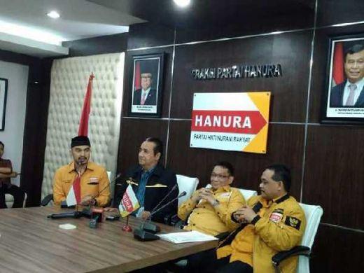 Tak Mau Latah Komentari Pertemuan SBY dan Prabowo, Hanura: Kami Sibuk Kerja...Kerja...!