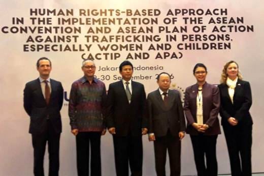 Hindari Praktik Pelanggaran HAM Dalam Kasus Perdagangan Orang, Polri Jalin Komunikasi dengan Negara-negara Asean