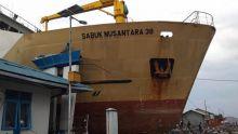 Kena Tsunami, KM Sabuk Nusantara 39 Terhempas ke Pelabuhan Pantolon Palu