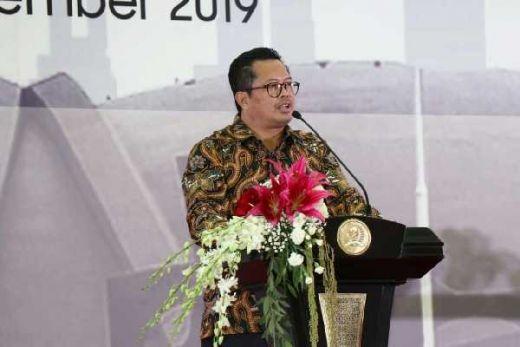 Mahyudin Tutup Acara Pembekalan 4 Pilar Ke Anggota MPR Terpilih Periode 2019-2024