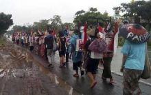 Kisah Suku Anak Dalam Melawan Perkebunan Sawit dan Tewas Saat Akan Temui Jokowi