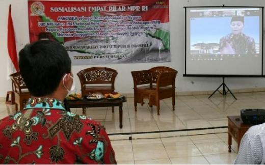 HNW Dukung Pemberian Gelar Pahlawan Nasional pada Tokoh Perjuangan Kemerdekaan KH. Ahmad Sanusi