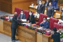 UU APBN 2021 Disetujui, Ekonomi Indonesia Diproyeksi Tumbuh 5.0 Persen