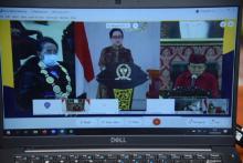 Ketua DPR: Kita Bisa Atasi Semua Tantangan dengan SDM Berkarakter dan Tangguh