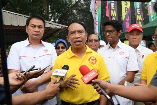 Zainudin Amali Pastikan Pemerintah Tak Intervensi Soal Ketua Umum PSSI