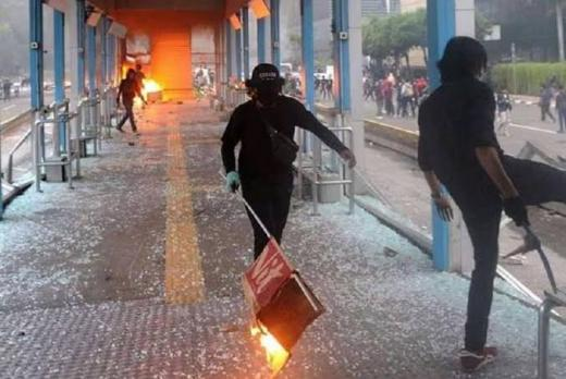 Video Pembakar Halte Transjakarta Viral, Polisi Buka Peluang Tetapkan Tersangka Baru