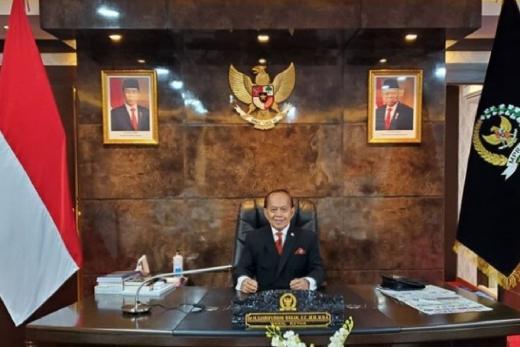 Syarief Hasan Dianugerahi Best Freedom of Speech