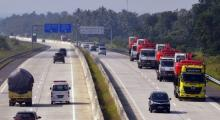 Hutama Karya Buka Suara Soal Isu Jalan Tol Trans Sumatera Rawan Begal