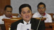 Ketua KOI Erick Thohir, Siap Gelontorkan Rp 2 Triliun untuk AJB Bumiputera