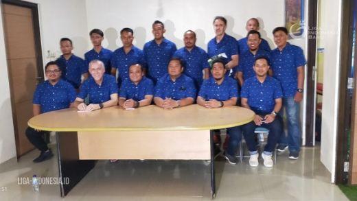 PSIS Perkenalkan Jajaran Manajemen dan Offisial