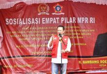 Ketua MPR Ajak Seluruh Elemen Bangsa Bantu Pulihkan Perekonomian Nasional