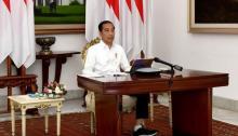 Presiden ke Kepala Daerah: Perlu Langkah-Langkah Lebih Tegas Tutup Rantai Penyebaran Covid-19