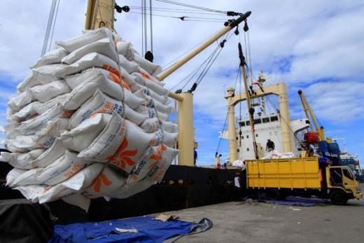 Tak Cuma Beras dan Gula, Pedagang Beserta Relawan Jokowi Tegas Tolak Semua Produk Impor