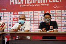 Lawan Bhayangkara FC, Sudirman: Kita Harus Menang