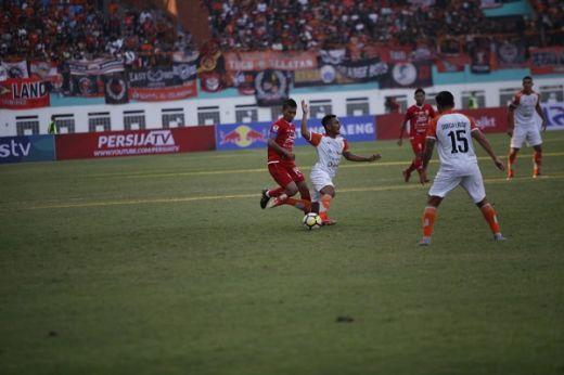 Persija Bungkam Borneo FC di Laga Kandang