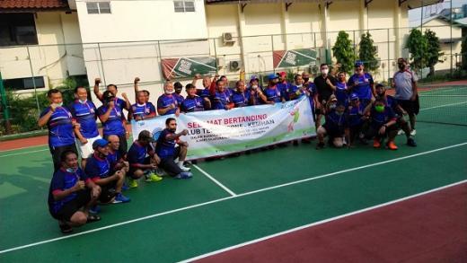 Turnamen Tenis Piala Bank DKI Jakarta Libatkan Pegawai BUMD dan ASN