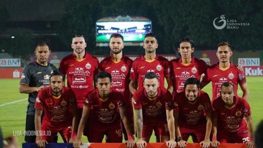 Persija Lakukan Koordinasi dengan Pemain dan Pelatih