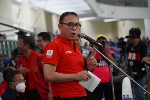 Iwan Bule Diminta Jangan Terus Langgar Statuta FIFA/PSSI