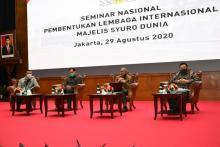 Wacana Pendirian Majelis Syuro Dunia Menuai Dukungan