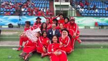 Korsel Perhitungkan Kemampuan Tim Cricket Putri Indonesia
