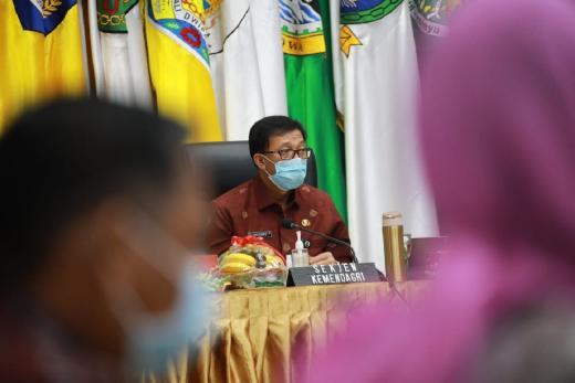 Kemendagri Minta Sekda se-Indonesia Sukseskan Pelaksanaan Pilkada 2020