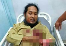 Breaking News: Seorang Ustad Ditusuk Saat Ceramah Maulid di Aceh Tenggara