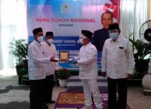 Temu Tokoh Nasional, Syarief Hasan Jelaskan Tugas dan Wewenang MPR, DPR, dan DPD