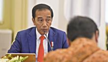 Kasus Covid-19 Naik Lagi, Jokowi Kesal