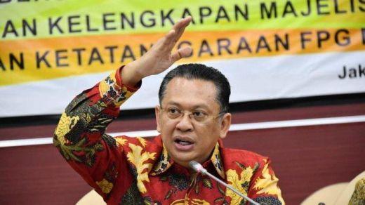 Ketua MPR Dorong Pemerintah Tetap Prudent Kelola EKonomi 2020