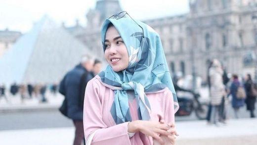 Kisah Miris Bos Travel Medina Zein, Dulu Hijabers Inspiratif Kini Positif Narkoba