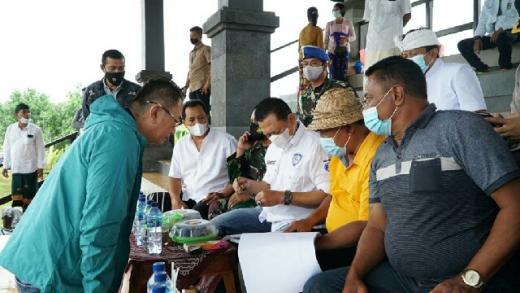 Ketua MPR Cek Kesiapan Bali Jadi Tuan RumahKejuaraan DuniaMXGP 2021