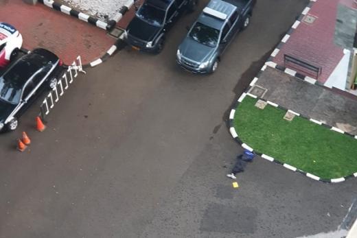 Breaking News: Mabes Polri Diserang, 1 Tewas