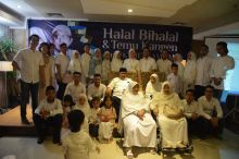 Berikut Kiat Tokoh Pariaman Jakarta, Haji Sagi Wahid dalam Menyatukan Lebih 500 Anak, Menantu, Cucu dan Cicit Haji Kari Wahid