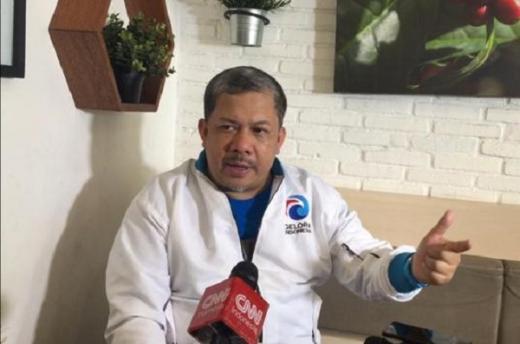 100 Dokter Meninggal, Fahri Hamzah: Pak Presiden dan Menkes, Cobalah Berbuat Sesuatu!