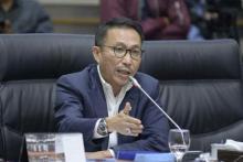Pembahasan RUU MK Dilanjutkan, Herman Herry: Proses Rekrutmen Hakim MK harus Transparan dan Akuntabel