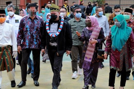 LaNyalla Kenalkan Tagline DPD RI Dari Daerah Untuk Indonesia di Riau