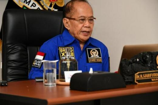 Pimpinan MPR Sarankan Kementan Fokus ke Tugas Pokok dan Fungsinya