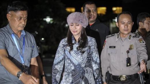 Sunat Hukuman Bupati Kepulauan Talaud Jadi 2 Tahun, MA Dikecam