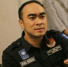 Irvan Herman: DPP Belum Tunjuk Plt Ketua DPD PAN Rohul