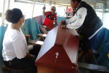 Polisi Sebut Iparnya Tewas Dianiaya Tahanan, Edo Kondologit: Jangan Bohong!