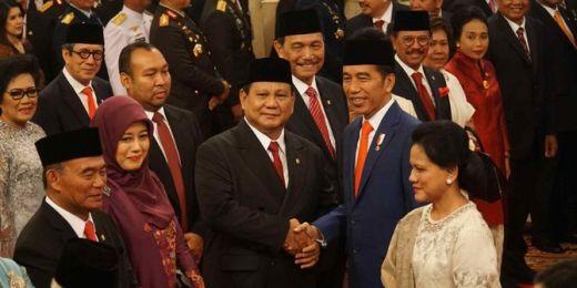 Kerap Dibanjiri Granat dan Peluru dari Luar Negeri, Jokowi ke Prabowo: Kurangi Impor!