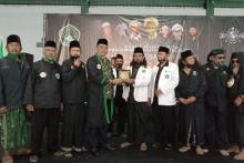 Jazilul Fawaid Dianugerahi Anggota Kehormatan Pagar Nusa Lamongan