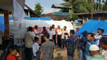 Masyarakat Aceh - Sumbar Bantu Korban Gempa Pidie Jaya